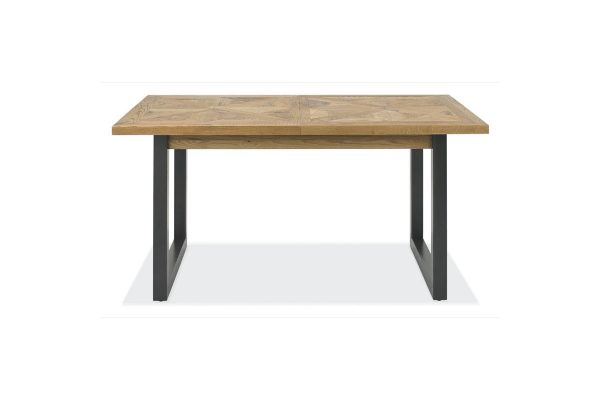 Tarragon Dining Table - 4-6 Seater - Front View