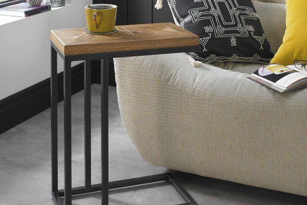 Tarragon Sofa Table - Roomset