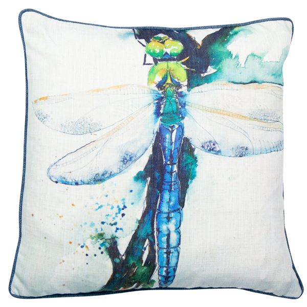 Watercolour wings 45x45