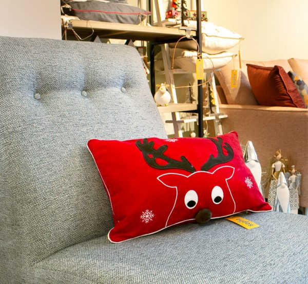 Sopha Reindeer Cushion
