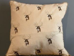 Sopha Stag Cushion