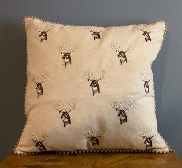 Sopha Stag Cushion