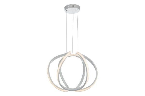 Apollo Small White LED Pendant