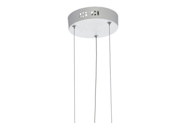 Apollo Small White LED Pendant Fixing Plate