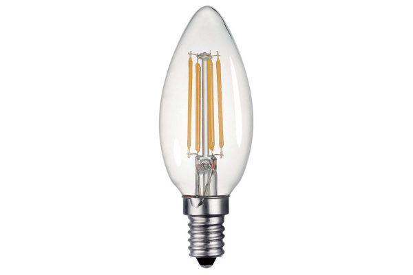 E14 Warm White 400LM Candle