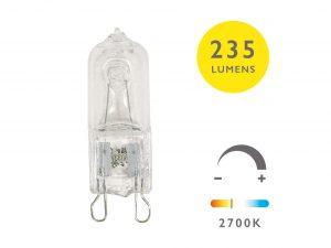 G9 235LM Warm White Capsule - Details