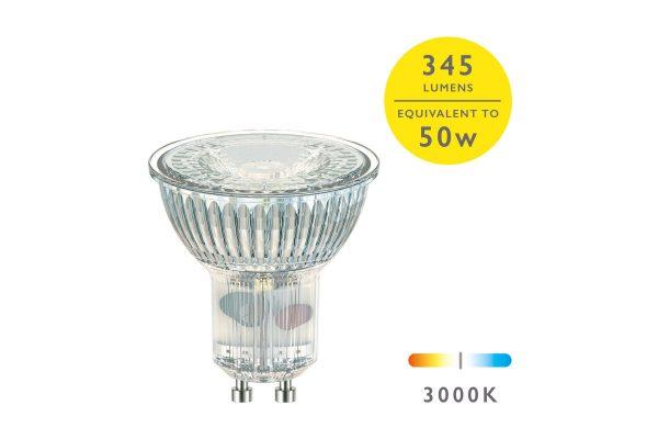 GU10 345LM 3000k Reflector - Details