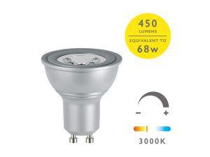 GU10 450LM 3000k Reflector - Details