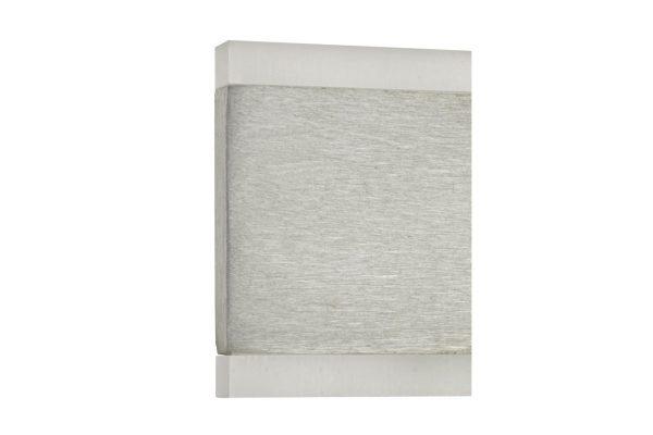 Hobbes Aluminium & Acrylic LED Wall Light Detail
