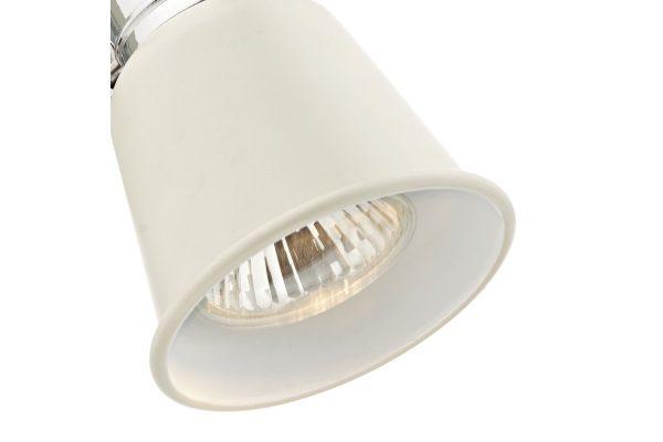 Ilka Cream 1 Light Wall Spot Lamp Detail