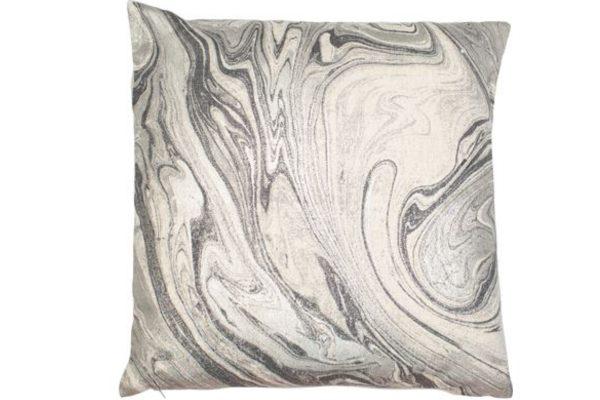 Liquid Marble cushion 50x50