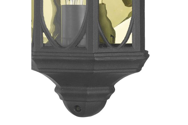 Lito IP43 Outdoor Wall Light Lower Detail