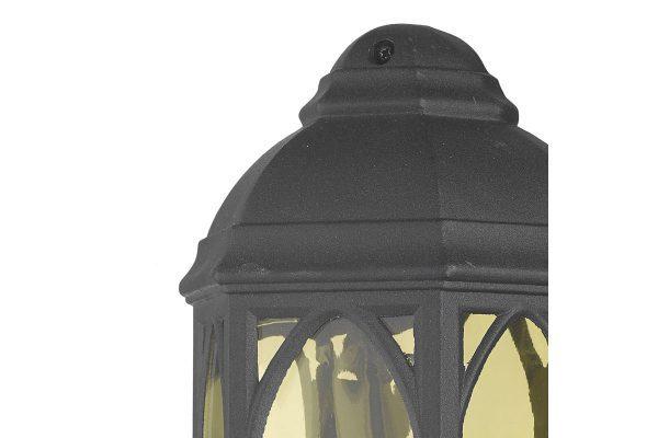 Lito IP43 Outdoor Wall Light Upper Detail