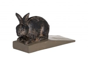 Sopha Rabbit Doorstop Front