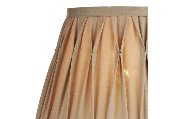 Thea Antique Table Lamp Shade