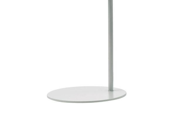 Uri Pale Green & White Task Lamp Base Detail