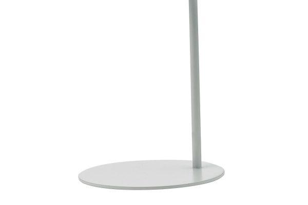 Uri Soft Matt Grey Task Lamp Base Detail