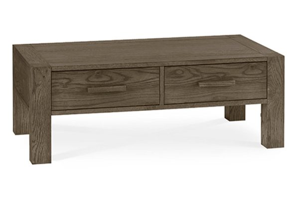 Sopha Avocado dark oak coffee table