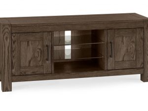 Sopha Avocado dark oak entertainment unit