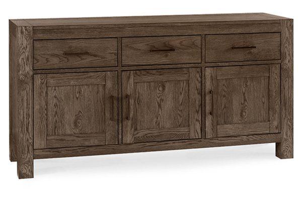 Sopha Avocado dark oak wide sideboard