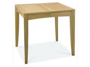 Sopha Nutmeg oak 2 to 4 dining table