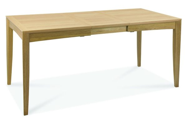Sopha Nutmeg oak 4 to 6 dining table extension
