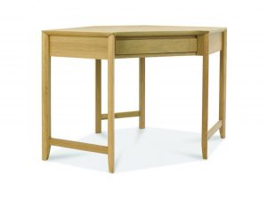 Sopha nutmeg oak corner desk