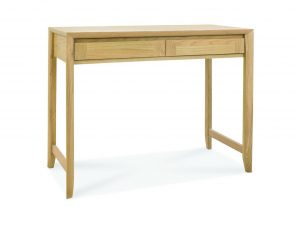 Sopha nutmeg oak desk