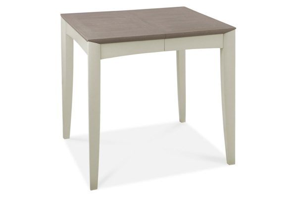 Sopha Nutmeg two tone 2 to 4 dining table