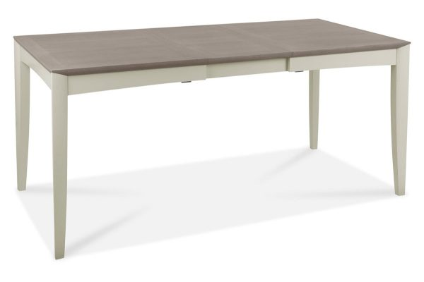 Sopha Nutmeg two tone 4 to 6 dining table extension