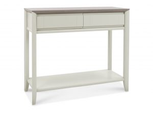 Sopha Nutmeg two tone console table