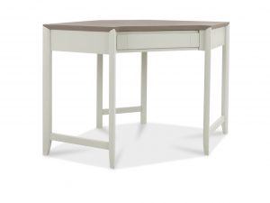 Sopha Nutmeg two tone corner desk
