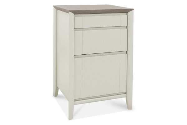 Sopha Nutmeg two tone home office filing cabinet