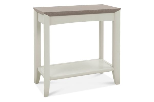 Sopha Nutmeg two tone side table