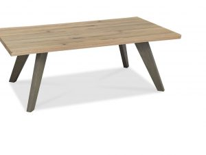 Sopha Pepper aged oak coffee table
