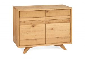 Sopha Pepper rustic oak narrow sideboard