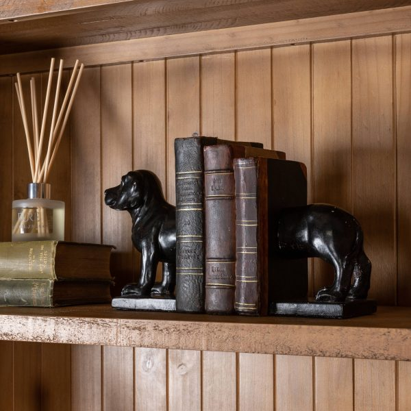 Sopha Dog Bookends Display
