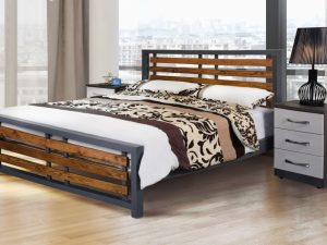 Sopha Naples Alto Low End Bed Frame