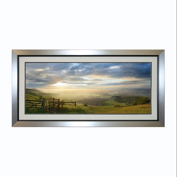 Sopha Serenity Framed Art Print