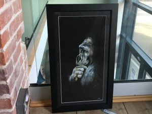 cassie williams ponderous framed art print