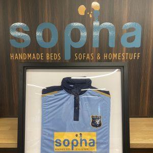 Sopha Huntspill District Cricket Club Sponsor